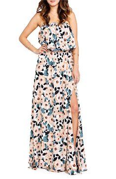 Main Image - Show Me Your Mumu Hacienda Convertible Off the Shoulder A-Line Gown