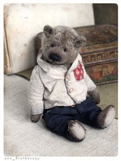 Mark By Anna Bratkova - Bear Pile