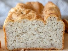 Funky Simple Quick Bread Recipe Easy Gluten Free Bread Recipe For An Oven Or Bread Machine with [keyword Gluten Free Bread Recipe Easy, Easy Bread Recipes, Gluten Free Baking, Dairy Free Recipes, Gf Recipes, Simple Recipes, Quick Bread, Healthy Recipes, Kitchenaid
