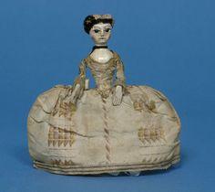 Antique Queen Anne dolls/Milliner Models on Pinterest | Queen anne ...