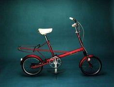 Moulton Mini bike. Very 1970's - I had one of these <3