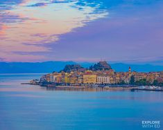 A photo series of Corfu Town, revealing the Greek Island's beautiful architecture and local history.