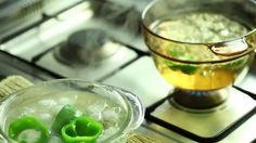 Cómo congelar pimientos verdes