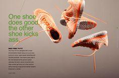 Nike Free TR Fit by Erik Arlen, via Behance