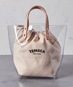 Women's Bags : sacola-com-vinil-externo, Women's Bags, Transparent Bag, Latest Bags, Clear Bags, Fabric Bags, Summer Bags, Vinyl, Handmade Bags, Beautiful Bags