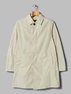 Mackintosh Dunkeld Short Jacket With Hood (Putty)