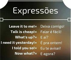 English Help, Improve English, Learn English Words, English Course, English Tips, English Study, English Lessons, Portuguese Lessons, Learn Portuguese