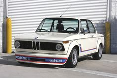 Car #2: BMW 2002 Turbo.