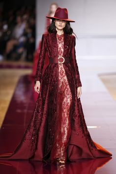 BN Bridal: Zuhair Murad at Paris Fashion Week Haute Couture Fall ...