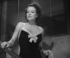 Gilbert Adrian costume for Joan Crawford in Strange Cargo directed by Franck Borzage, 1940