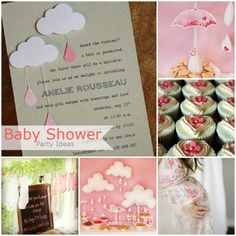 rain shower baby shower themes | October 24, 2012 by Tabitha · Leave a Comment