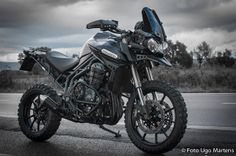 Piston Brew: Triumph Tiger Explorer