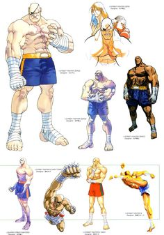 Art Of Fighting, Fighting Games, King Of Fighters, Sagat Street Fighter, Game Character, Character Design, Akira, Street Fighter Characters, Spiderman