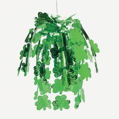 St. Patricks Day Shamrock Mobile - OrientalTrading.com
