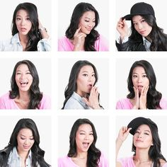 Teen Wolf star Arden Cho's shares her favorite beauty products, past makeup regrets, and her who her celebrity role models are. | Beauty High