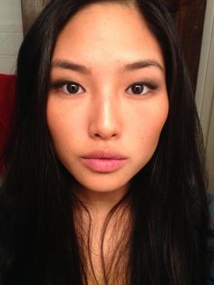 asian eyes no eyelids and fake lashes - Google Search