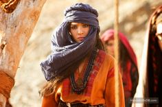 Zipporah's costumes were amazing in Exodus: Gods and Kings (2014)
