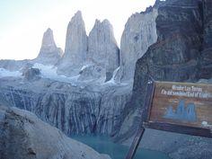 Mirador Torres del Paine, Chile