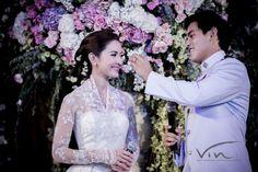 Aff Taksaorn Paksukcharoen get married!