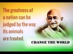 Philosophy of Mahatma Gandhi