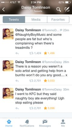 Louis' sister is literally life! xD