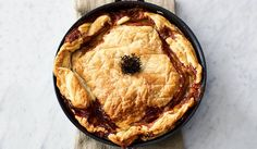 Cook this: Jamie Oliver's five-ingredient chicken pot pie Jamie Oliver 5 Ingredients, Jamie Oliver Chicken, Puff Pastry Chicken, Easter Lunch, 5 Ingredient Recipes, Five Ingredients, Pot Pie, Pie Recipes, Phyllo Recipes