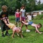 Juegos cumpleaños infantiles -