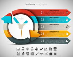 Business Infographic Template PSD, Vector EPS, AI Download here: http://graphicriver.net/item/business-infographic/14350384?ref=ksioks