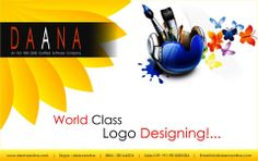 Unique and attractive logo designing services