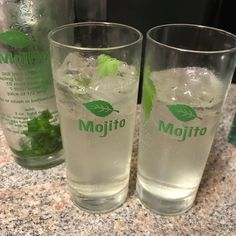 This is why We grow fresh mint in the garden Fresh Mint, Mojito, Pint Glass, Juice, Crushes, Orange, Tableware, Garden, Dinnerware