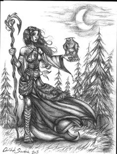 All Images of Witchcraft   Witchcraft - gift art by dmon666