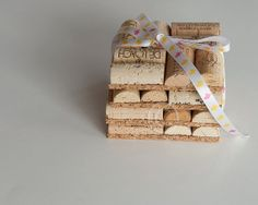 Wine Cork Coasters Set of Fou Easter Basket  by MaxplanationPhotos, $11.00