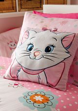 Disney Marie baby Pink Cushion  NEW  17239