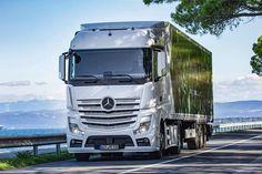 STUTTGART: Deutsche Luxus-Nutzfahrzeug-Hersteller Mercedes-Benz Lkw hat genehmigen die Verwendung alternativer Kraftstoffe gemäß Norm PrEN 15940 mit... #MercedesBenzLkw #international #alternativeBrennstoffe