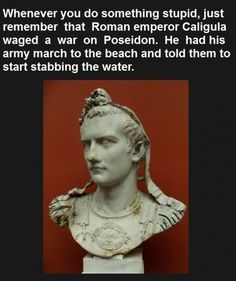 """Next time I go to the beach, I shall loudly proclaim """"I declare war on Poseidon!"""" & then proceed to stab the water with the closest pointy object."""