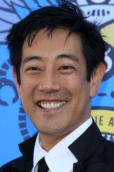 Asian men disheveled hairstyle