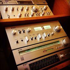 My vintage audio setup