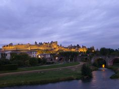 ... carcassonne ...