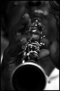 "Louis Sahuc's ""Clarinet"""