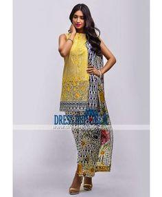 0d32691c1f 15 Best AUJ Designer Eid Collection 2015 Pakistani Lawn Suits images ...