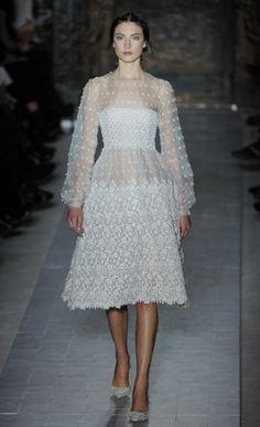 Paris Haute Couture: Valentino spring/summer 2013 in pictures - Fashion Galleries - Telegraph