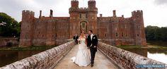 Herstmonceux Castle Wedding Venue in East Sussex