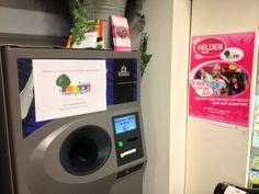 In de C1000 in Soest kunnen klanten kiezen om hun statiegeld te doneren aan het goede doel: De Regenboogboom. Ontzettend bedankt!