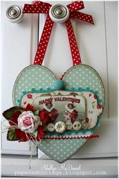 Be My Vintage Valentine