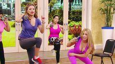 Claudia Molina nos reveló la rutina de ejercicios de Karla Martínez