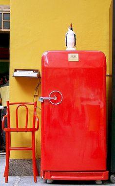 Venta refrigerador vintage