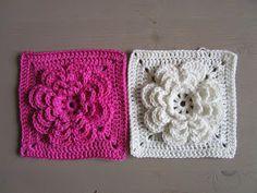 183 Beste Afbeeldingen Van Gehaakte Bloem Patronen Crochet