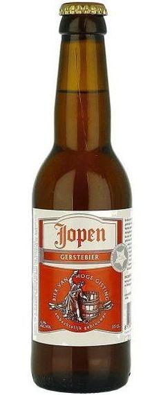 Jopen Gerstebier: Pale Beer from Netherlands - http://www.beerz.co.nz/beers-in-new-zealand/jopen-gerstebier-pale-beer-from-netherlands/ #beer #nzbeer #beernz #NewZealand