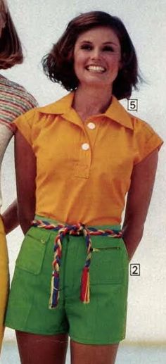 70s Fashion | What Did Women Wear in the 1970s? 70s Women Fashion, 70s Inspired Fashion, Fashion History, Retro Outfits, 1970s, Women Wear, Jumpsuit, Style Inspiration, How To Wear
