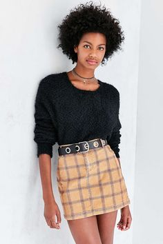 byCORPUS Popcorn-Stitch Pullover Sweater - Urban Outfitters